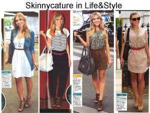 Skinnycature in Life&Style