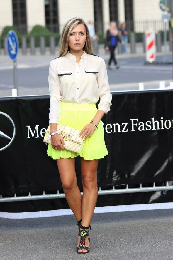 MERCEDES-BENZ FASHION WEEK BERLIN PART II